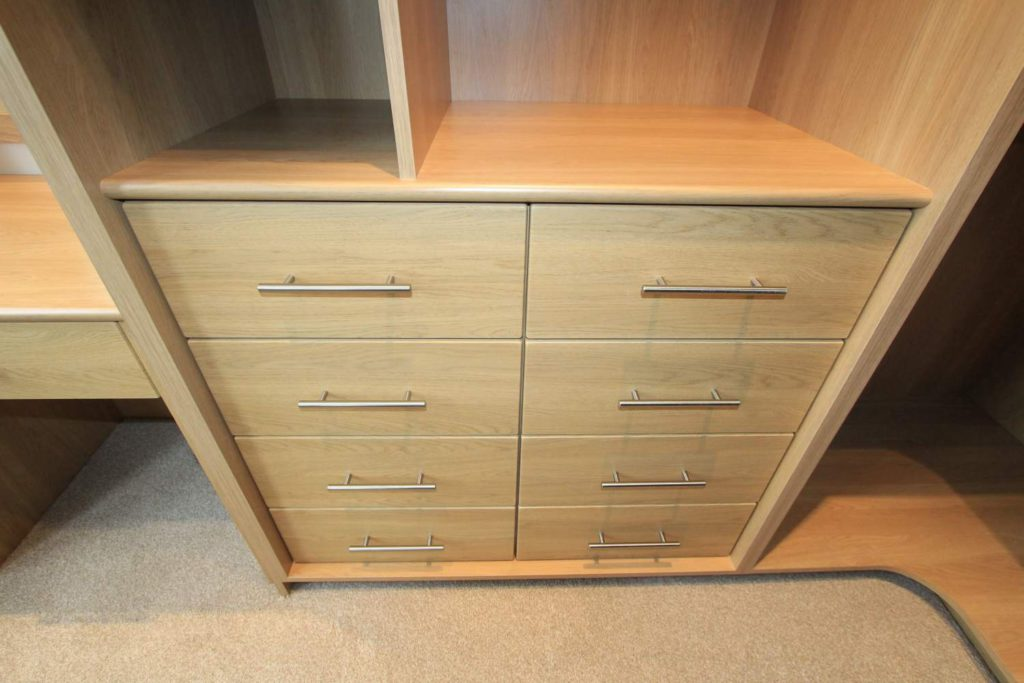 Bespoke Made to Measure Oak Chest of Drawers, Palmers Green, N13