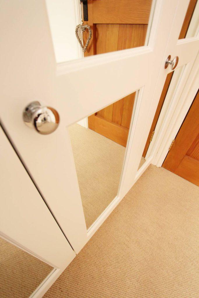 Handmade featured mirrored doors, Billericay CM11