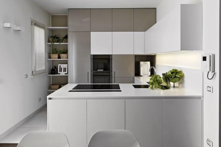 Luxury kitchen installation, Palmers Green, N13