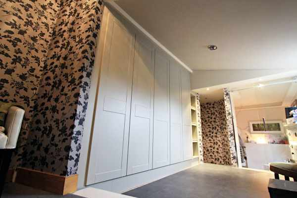 Made to Measure Shaker Wardrobe, Winchmore Hill, N21