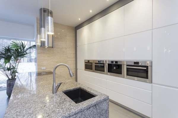Bespoke modern kitchen